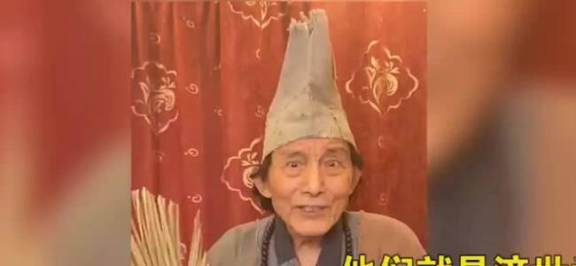 """86岁游本昌再扮济公为抗疫加油:医护人员就是""""当代济公"""""""