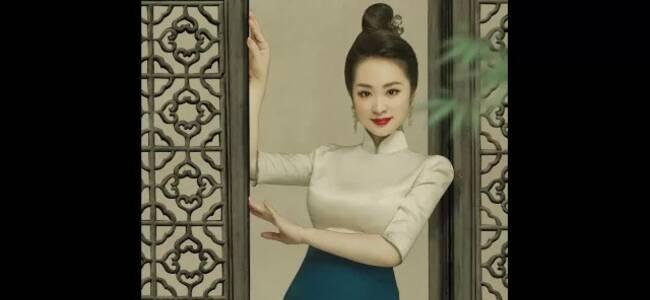 女高音歌唱家赵娜演绎《为爱隔离》:用歌声,心连心