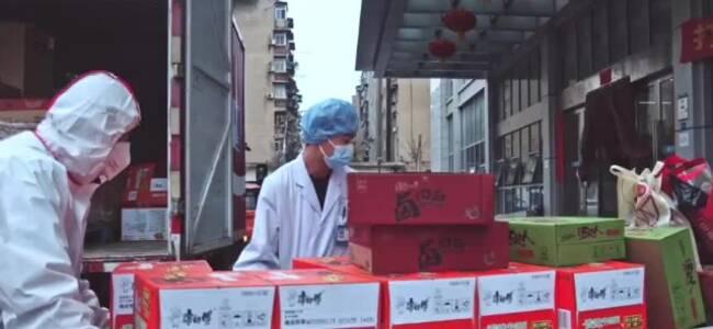 武汉最新宣传片:有你们在武汉不孤单