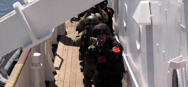 国防部发布中英文视频介绍中国军队