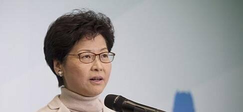 林郑月娥宣布下周前往北京 与中央商讨这些措施