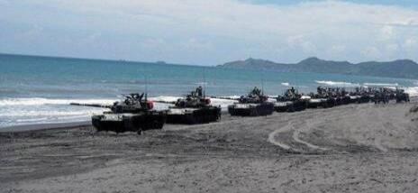 """两岸已进入""""准战争状态""""?岛内学者列""""八个证据"""""""