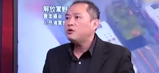 台名嘴假想解放军登岛:气垫艇载坦克直冲上岸 完全没有天敌