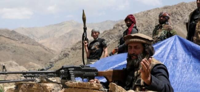 美军空中打击塔利班 到底是走还是留?