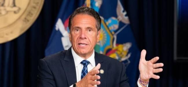 纽约州长性骚扰调查结果公布:曾对多名女性动手动脚