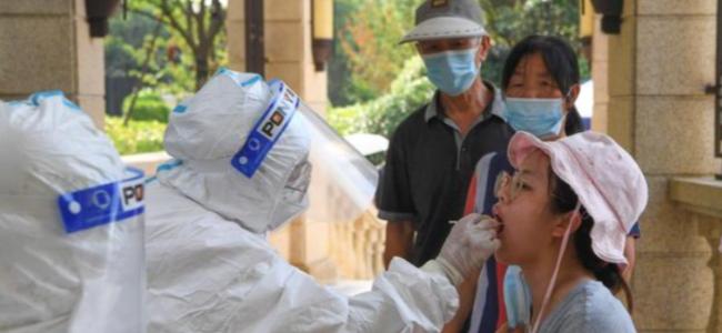凤凰连线|郑州加紧全员核酸检测 开放18岁以下人群疫苗接种