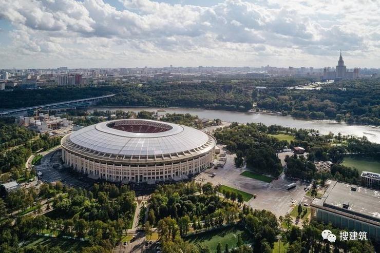 先睹为快!2018世界杯决赛的场馆 —— 卢日尼基体育馆