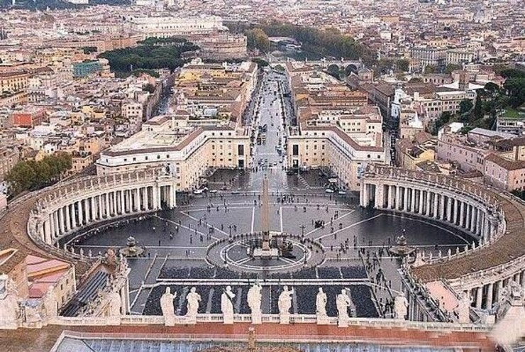 梵蒂冈人口有多少_梵蒂冈面积人口有多少 梵蒂冈为什么能独立没人敢打