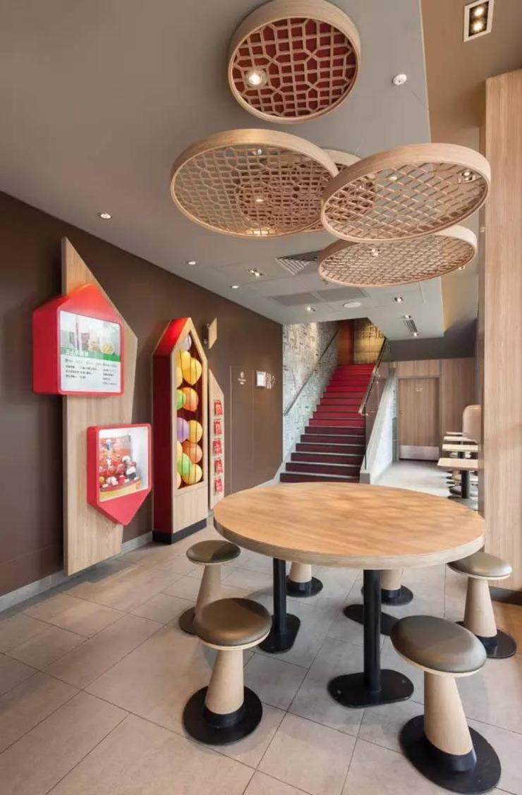 麦当劳改名金拱门 餐厅设计竟然变成了这样