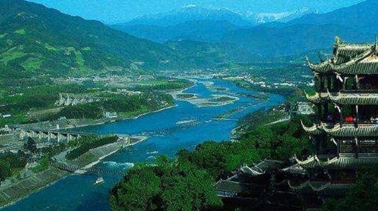 中国古代最逆天的十大建筑工程,个个堪称奇迹