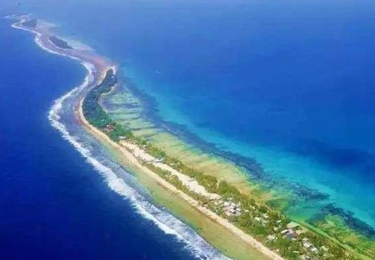 图瓦卢人口_实拍 地球上第一个将要沉没的地区, 如今国民全都被迫离开家园