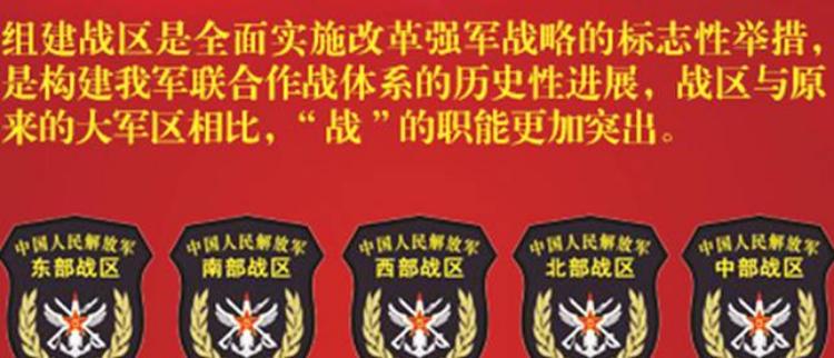 56种解放军佩戴臂章,你都认识吗?