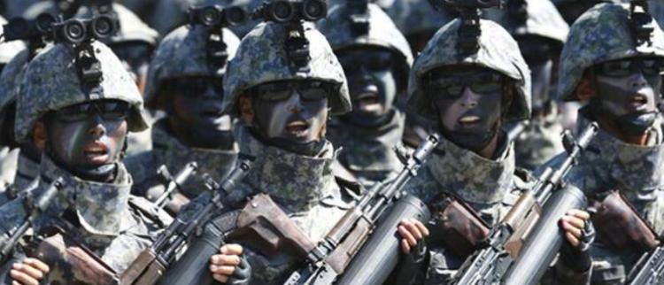 """朝鲜国庆70周年阅兵 """"美械师""""再亮相"""